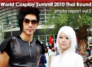 World Cosplay Summit 2010 Thai Round photo report vol.5