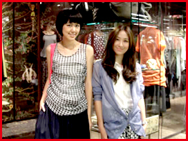 Sister Cities Week 2010 ~fashion snapshots in Siam~