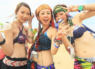 SUNSET LIVE 2011 REPORT【1日目・前半】
