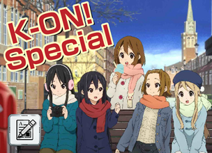 K-ON! Special Report