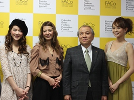 FACo2012,記者會見