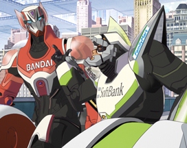 『劇場版 TIGER & BUNNY-The Beginning-』