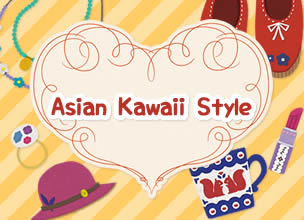 Asian Kawaii Style