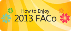 How to FACo2013