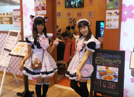 [Report from Kobori in Bangkok] Maid Cafes Make Their Way to Thailand!