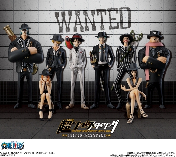 ONE PIECE shokugan