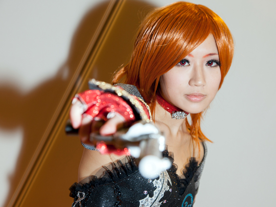 C3 in HongKong 2013 - cosplay coser