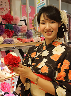 Items you may also want to wear with your yukata
