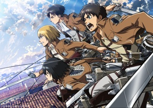 Attack on Titan (Shingeki no Kyojin) browser game