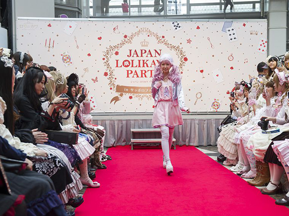 KOKOkim feat.GLAD NEWS时装秀