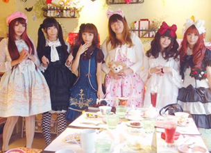 Lolita Tea Party in TAIWAN