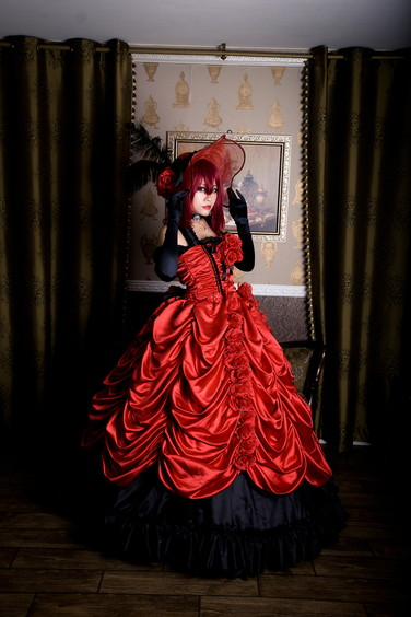 黒執事-アンジェリーナ・ダレス Black Butler (Kuroshitsuji) / Angelina Dalles cosplay cosplayer Yuhee