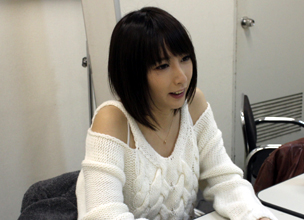 Interview Now  -Eir Aoi-
