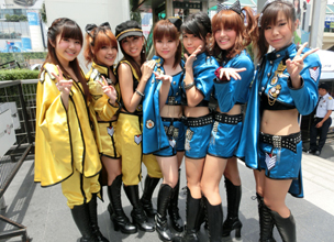 [JAPAN! JAPAN! JAPAN!] #87 Up-close with Idol Cover-Dance Teams – The Gems of Cosplay Events in Asia