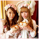 Lolita Tea Party in Hong Kong