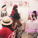 Lolita Tea Party @ Princess Tea Party Restaurant in Tijuana, Mexico