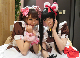 [JAPAN! JAPAN! JAPAN!] #93 Maid Café's Connecting Japan to the World – An Interview with Two of Akiba's Popular Maids