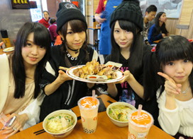 [JAPAN! JAPAN! JAPAN!] #97 Idols Want to do More Sightseeing, Too! Guiding a Group of Popular Idols Around Taiwan