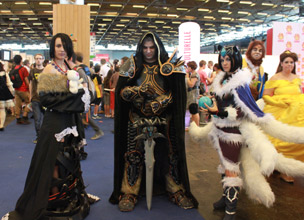 asianbeat's first time at Japan Expo!! Reporting from the event!