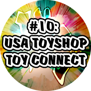 Fukuoka Otaku Map USA TOYSHOP TOY CONNECT