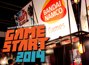 "The Southeast Asia's premier game convention ""GameStart 2014"" attracted gamers from around the world!"