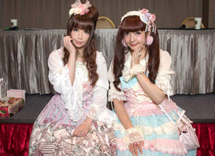 [Report from A.s.Kitsune in Taipei] Misako Aoki's Lolita Tea Party in Taiwan 2014