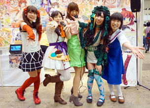 [Photo Report] Comiket Special 6 – Otaku Summit 2015