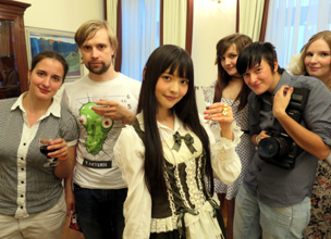 #30 Cultural Diplomacy in St. Petersburg – Interview with Sumire Uesaka