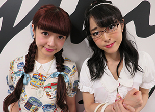 "Vol.4 Kaya Hojo (Writer)   ""Is it difficult to accessorize glasses with Lolita fashion? """