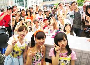 "#33 ""Japanese Summer Festival"" in Toronto - 3000 Canadians Gather for LinQ's Cultural Diplomacy Concert!"