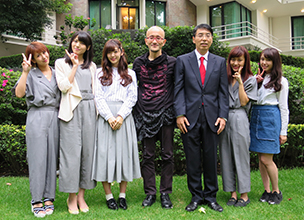 "#36 ℃-ute in Mexico (Part 2) – Special Talk with the Japanese Ambassador to Mexico: ""As the Japanese Ambassador, I'm Grateful to ℃-ute for all the Friends You Have Made for Japan."""