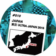 World Fashion Snaps ULTRA JAPAN 2015