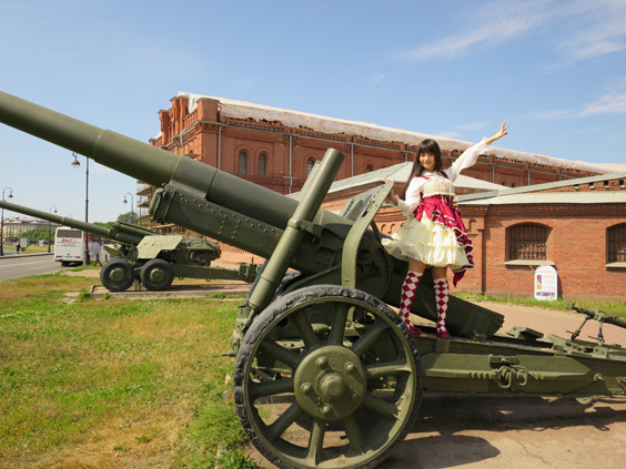 Museum of Artillery, Engineers and Signal Corps, Saint Petersberg