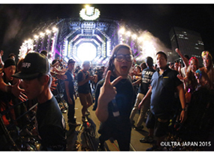 """ULTRA JAPAN 2015 DAY 2"" Photo Report"