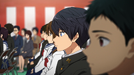 電影  High☆Speed!-Free! Starting Days-