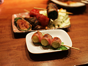 Budou-maki(Grape skewer)