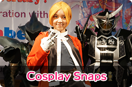 Cosplay snaps
