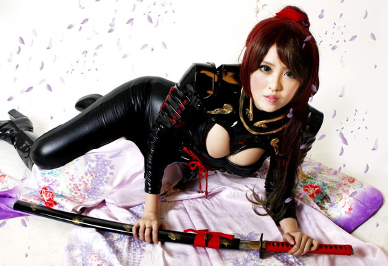Dai-Shogun - Great Revolution - Kiriko Hattori