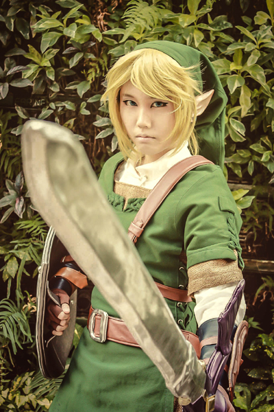 Link of Legend of Zelda Twillight Princress