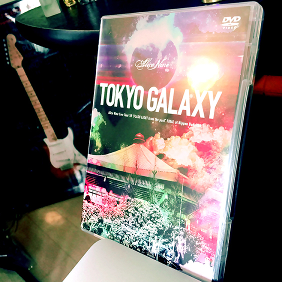 "TOKYO GALAXY Alice Nine Live Tour 10""FLASH LIGHT from the past"" FINAL at Nippon Budokan"
