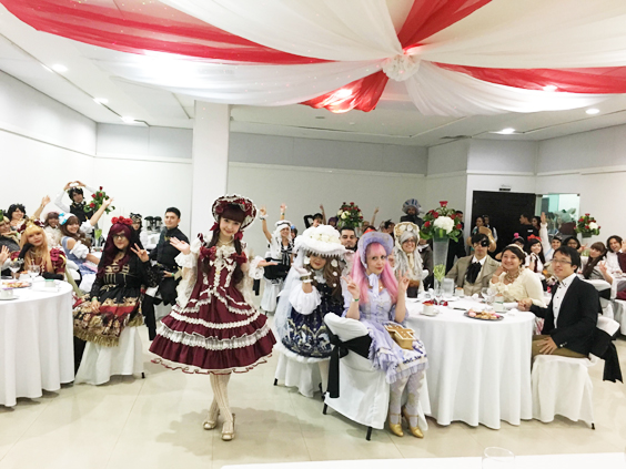 Lolita Tea Party di Columbia