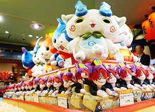 "Grand Opening ""Yo-kai Watch Official Shop Yorozumart Fukuoka"" di Canal City Hakata!"
