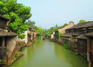 Editorial Dept. Nene's Hotspots to Visit in China - Wuzhen -