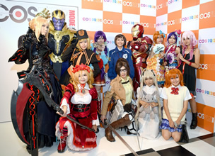 """COSPRIZE,"" the biggest studio dedicated to cosplay in Thailand, has now opened!"