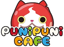 Yo-kai Watch Punipuni Cafe in Fukuoka