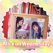 Alice on Wednesday