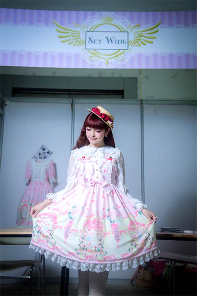 Lolita fashion brands in China