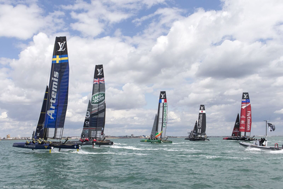 Louis Vuitton America's Cup World Series