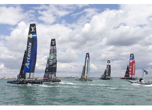 "A first for Asia! The ""Louis Vuitton America's Cup World Series"" is coming to Fukuoka!"