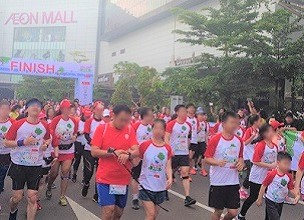 Hello Kitty Run Indonesia 2016 Event Report